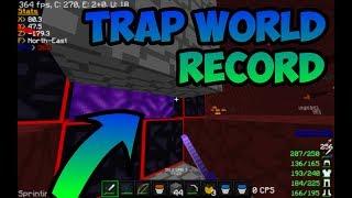 (WORLD RECORD!) Most Trap Kills in 1 Solo UHC!