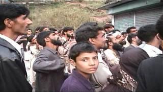Earthquake in Muzaffarabad - Kashmir Trip in $10 - By Dr. Momin Khalifa - Part 1