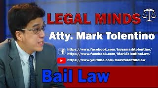Gambar cover LM: Bail Law