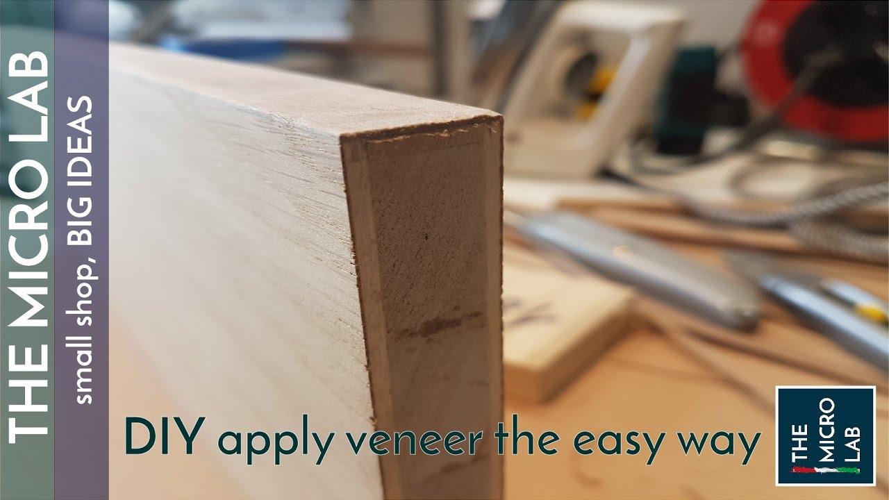 Apply Veneer The Easy Way