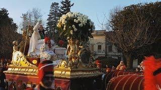 Il Corteo Storico e la Sfilata del Carnevale di Ivrea