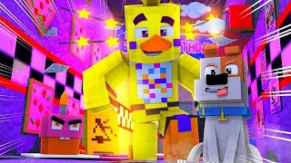 Chica's NEW Pet! Minecraft FNAF Roleplay