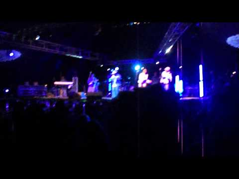 U-Roy - Wake The Town (Live @ One Love Festival 2013)
