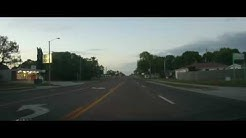 Driving through Mulberry, Florida on State Road 37