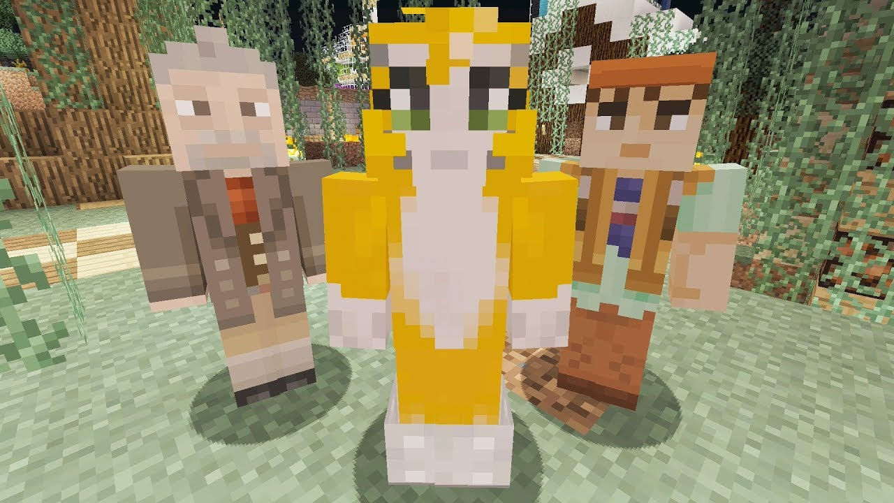 Minecraft Xbox - Scary Movies [564]