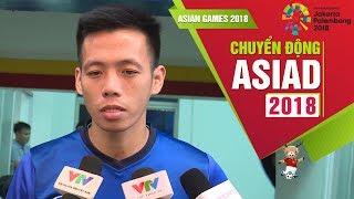 Đội trưởng Văn Quyết cùng toàn đội tỏ rõ quyết tâm tại ASIAD 2018 | VFF Channel