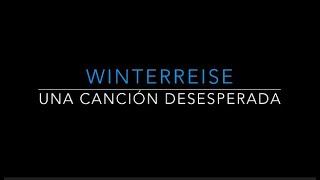 WINTERREISE: una canción desesperada   Schubert   Neruda   Mtz-Castignani   Guinovart