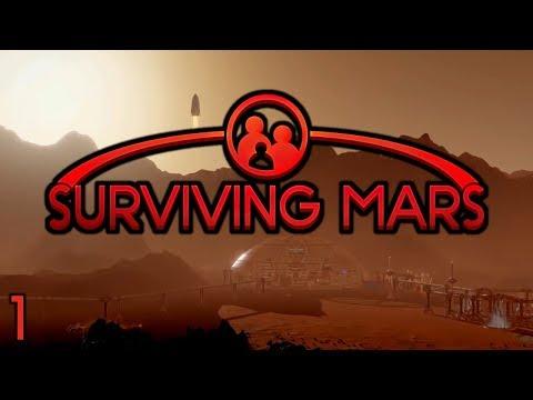 Surviving Mars - Part 1: Planetary Express