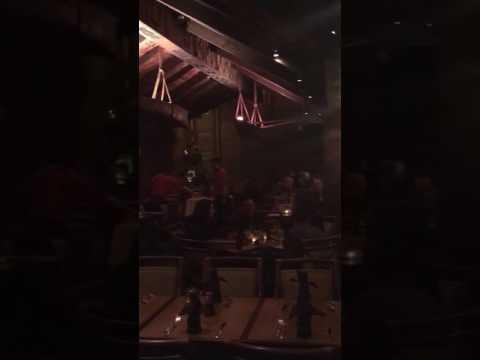 The Tonga Room in San Francisco/Fairmont Hotel Tiki Bar