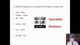 PHONICS INSTRUCTION 2: WORDS