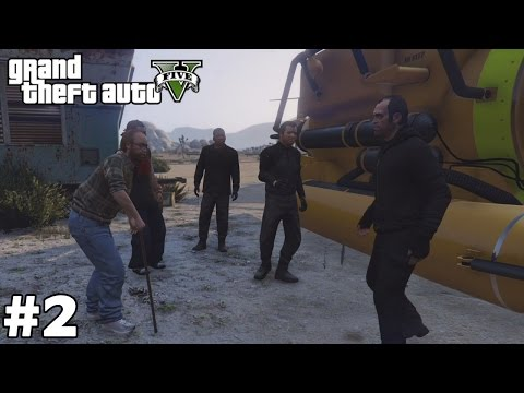 The Offshore Approach - The Merryweather Heist - Grand Theft Auto Heists [ep2]
