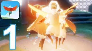 Sky: Children of the Light - Gameplay Walkthrough Part 1 - Tutorial (iOS)