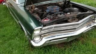 1967 Ford Ltd. 289 C4 8.8? 117,000 miles.