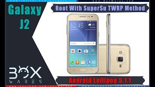 How to Root J120H and install TWRP recovery