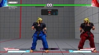 Street Fighter 5 Ken Full Tutorial
