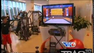 TRAZER 2  - Channel 7 News, Miami, Florida