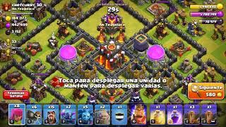 """""""Los juegos del clan"""" [ Clash Of Clans ] KASLERO12"""