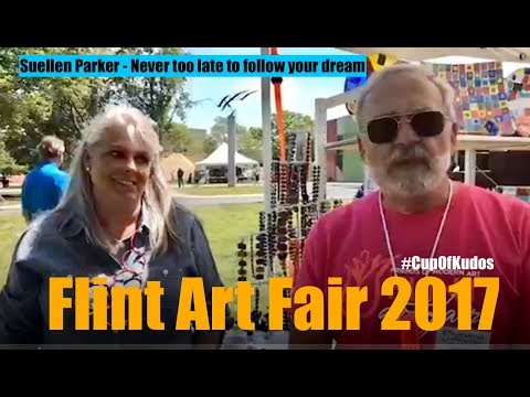 Flint Art Fair 50th Anniversary