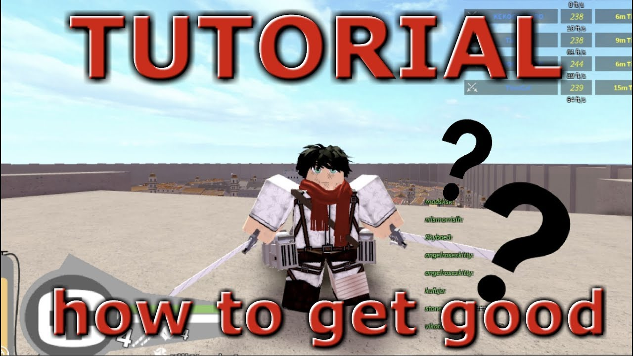 Download How To ACTUALLY Kill Titans | Attack On Titan Downfall