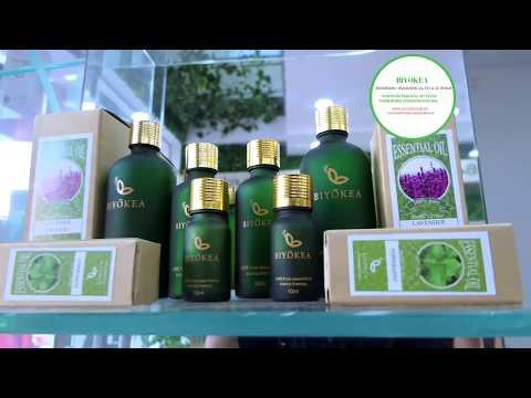 BIYOKEA 195A đường 3/2 địa chỉ mua tinh dầu, sản phẩm mỹ phẩm thiên nhiên, sản phẩm Spa