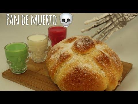 Pan de muerto Tradicional y Artesanal