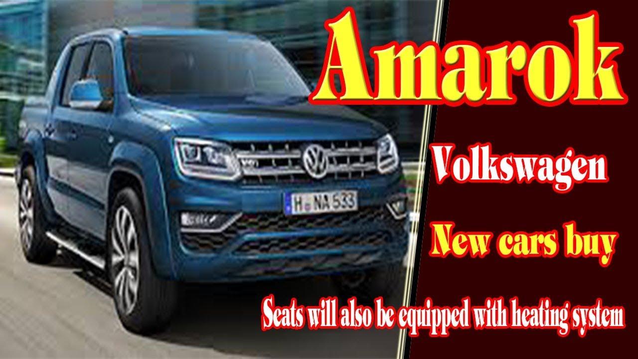 2019 Volkswagen Amarok Volkswagen Amarok 2019 2019 Vw Amarok