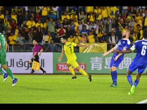 Ceres Negros FC vs Tampines Rovers (AFC Cup 2017 : Group Stage - MD2)