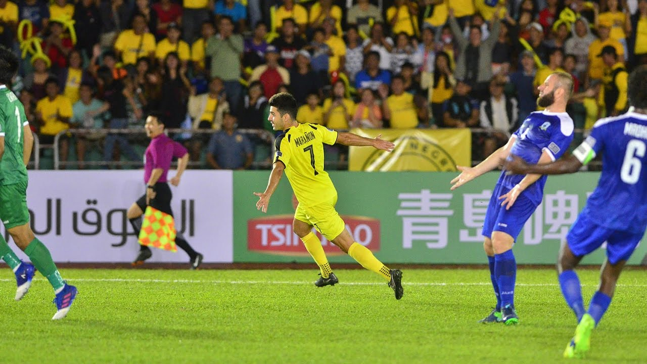 Ceres Negros Fc Vs Tampines Rovers Afc Cup 2017 Group