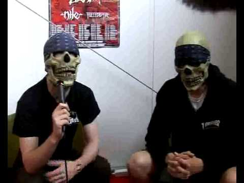 Dr LIving Dead interview hellfest 21 06 13