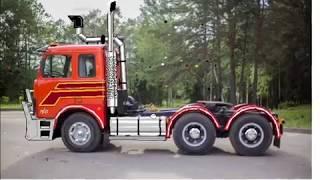 #Как надо тюнить Советские грузовики Мой взгляд