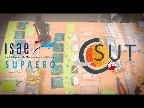 Assemblage d'un satellite en DIRECT ! ISAE-SUPAERO / CSUT