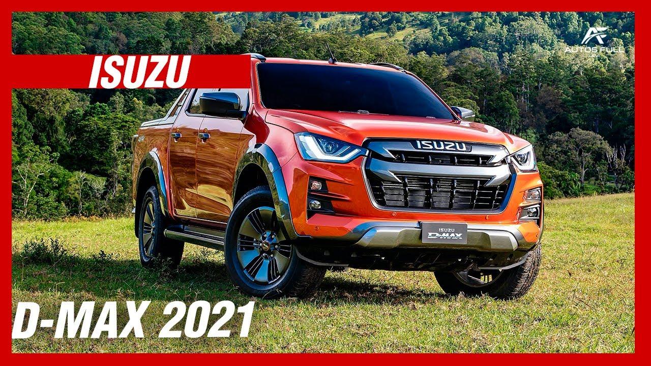 Isuzu Dmax 2021 | ¿Toyota Hilux podrá contra el DMAX? 🤔