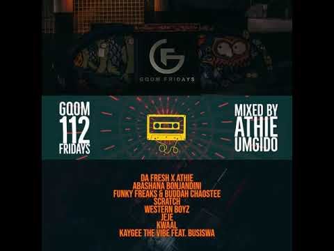 #GqomFridays Mix Vol.112 (Mixed By Dj Athie)