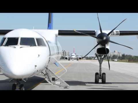 Bombardier Q400 Cargo-Combi Aircraft