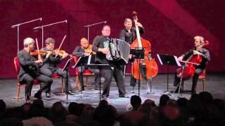 Vuelvo Al Sur - Richard Galliano sextet - Sebastien Surel solo violin
