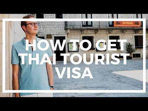 How I Got a Thai Tourist Visa in Kuala Lumpur (and why it matters)