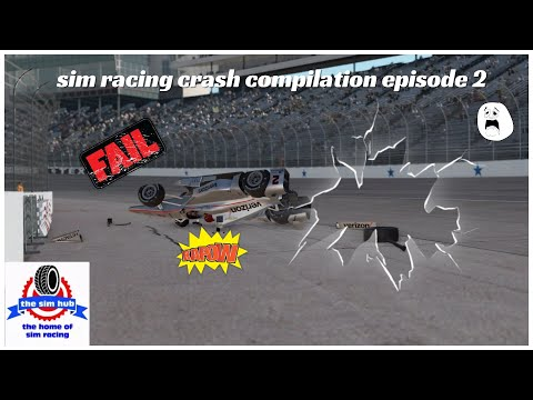 Sim Racing Crash Compilation | Episode 2
