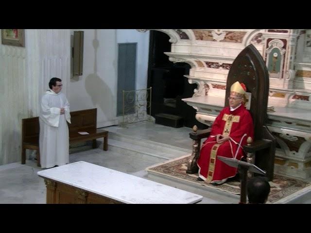 Adorazione della Croce 10 aprile 2020 COVID 19