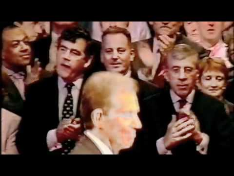Brown vs Blair  Body Language