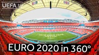 ITALY v ENGLAND | UEFA EURO 2020 FINAL in 360°!