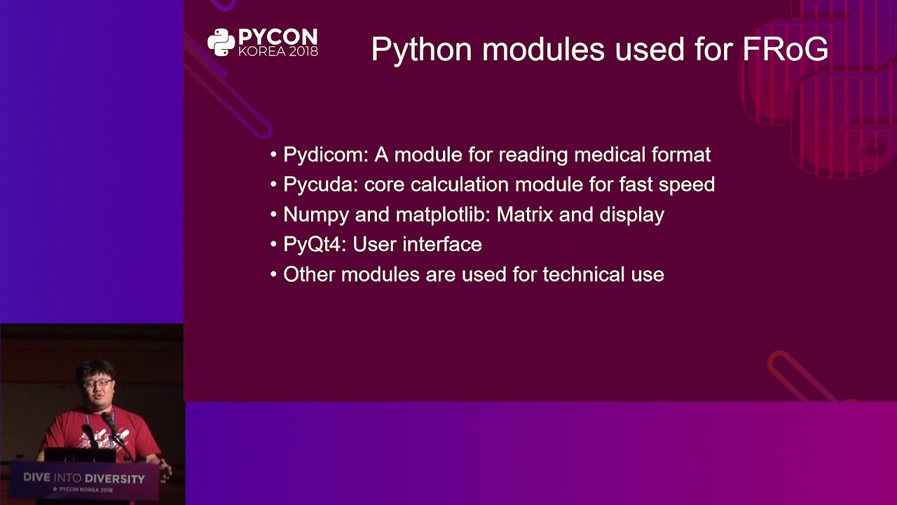 Image from 일반적인 케이스까지 포함한 파이썬을 이용한 의료 물리학 모델링 및 분석의 이해 - 최경돈
