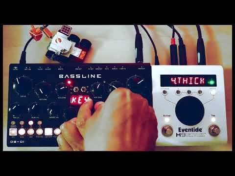 002▶️ 3 analog basslines Erica Synths