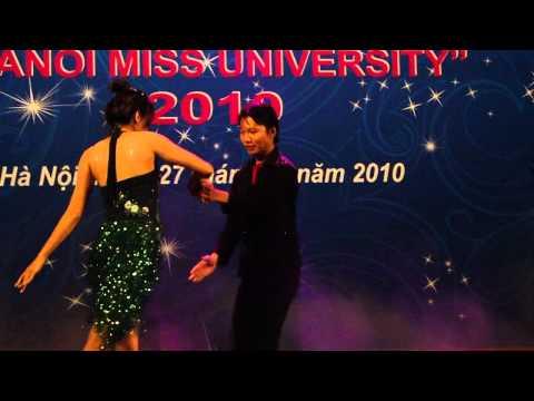 Nguyễn Thị Thu Hà SBD 012 _ Khiêu vũ Rumba