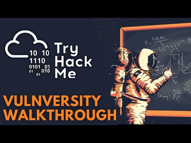 TryHackMe - Vulnversity Walkthrough