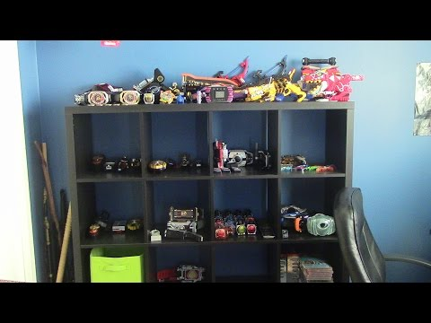 Rye5guy Vlogs: Toy Collection 2016