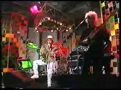 Kajagoogoo - White Feathers - ITV Saturday Am Kids Show