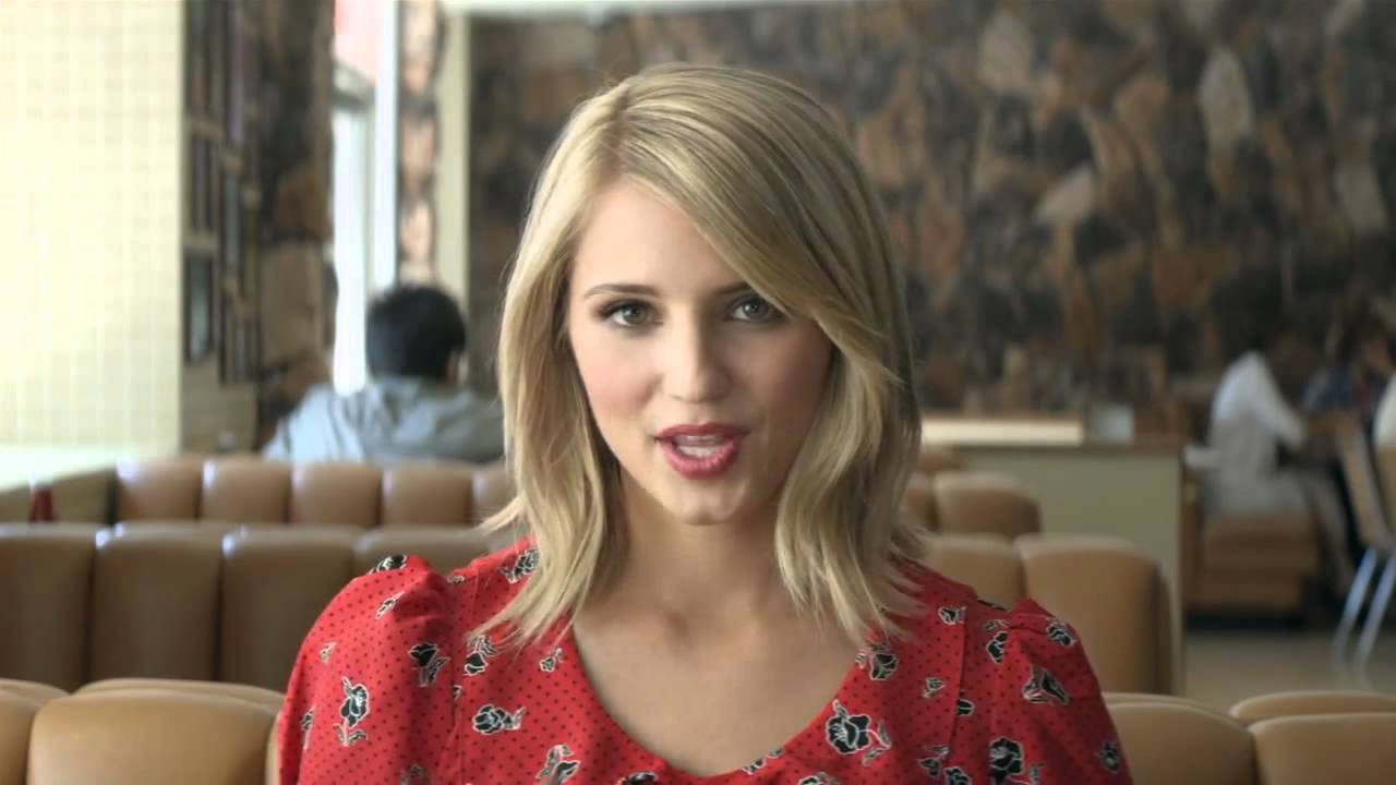 Dianna Agron - Nintendo 3DS (TV Commercial) - YouTube