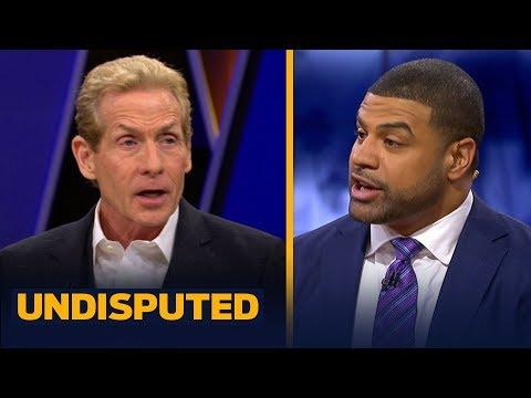 Shawne Merriman thinks Aaron Donald is the best player in SB LIII — not Tom Brady   NFL   UNDISPUTED