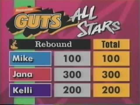 Nickelodeon Guts S02E00 All Stars