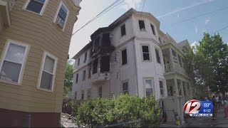 15 Displaced by 4-Alarm Providence Fire